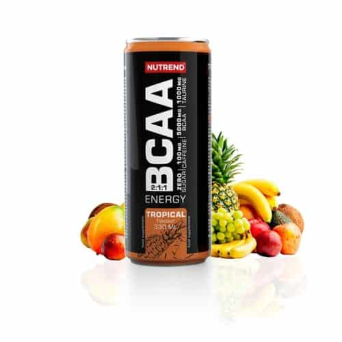 Nutrend BCAA Energy Tropical