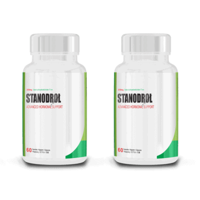 German Pharma Stanodrol 60 tabliet 1+1