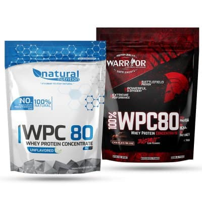 Natural Nutrition WPC 80 2000 g